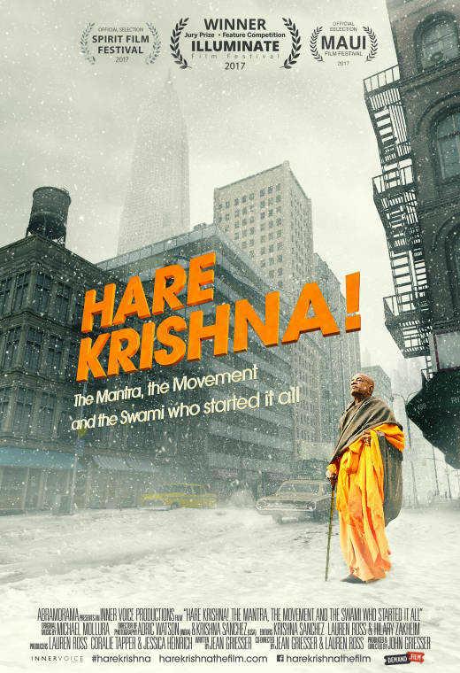 Hare Krishna!